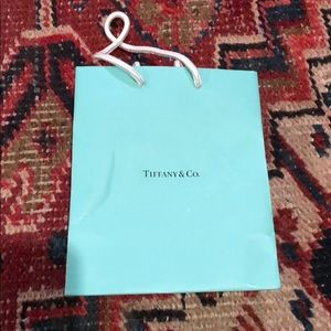 Tiffany & Co. small gift bag